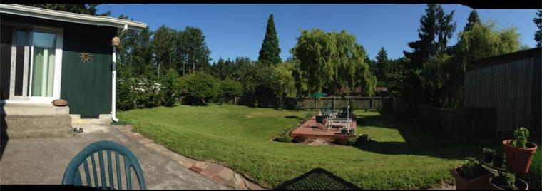 Durberg Backyard