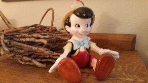 The actual Pinocchio